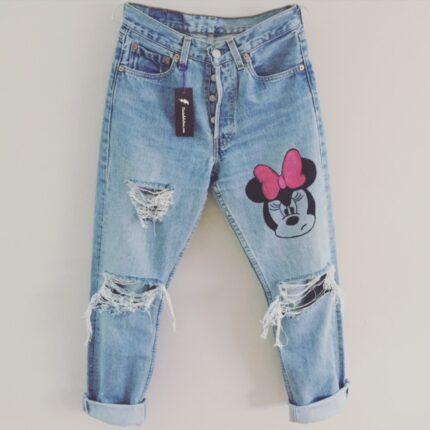 Jeans-Donna-Minnie